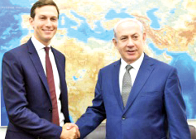 Kushner as a colonial administrator: Let's talk about the 'Israeli Model'