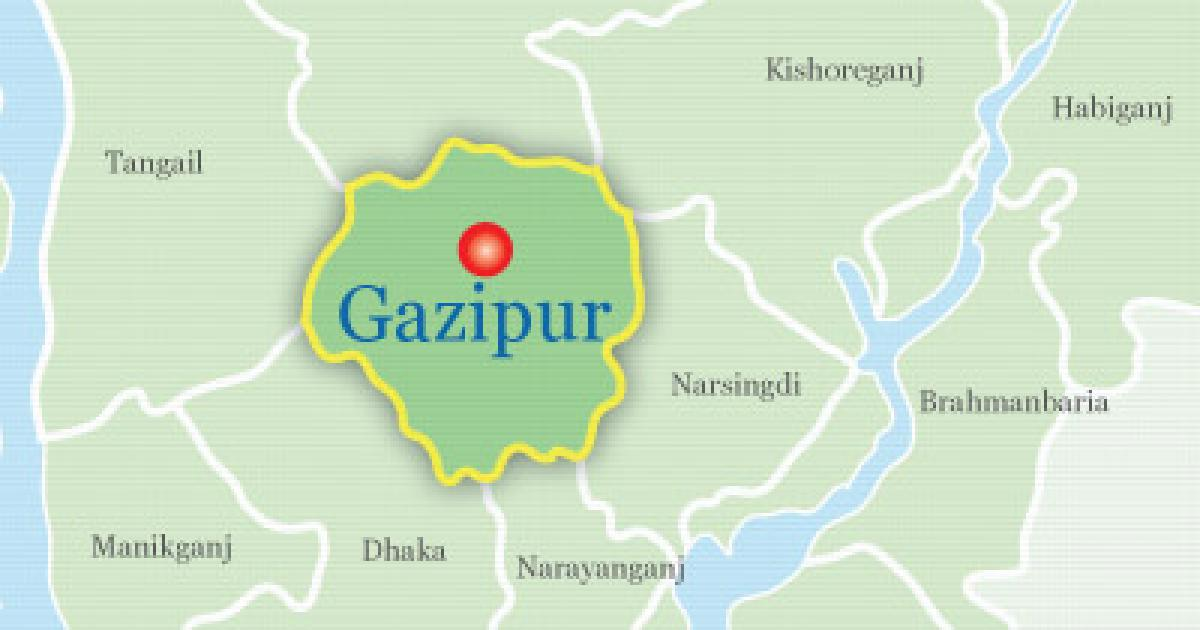 Father, son electrocuted in Gazipur