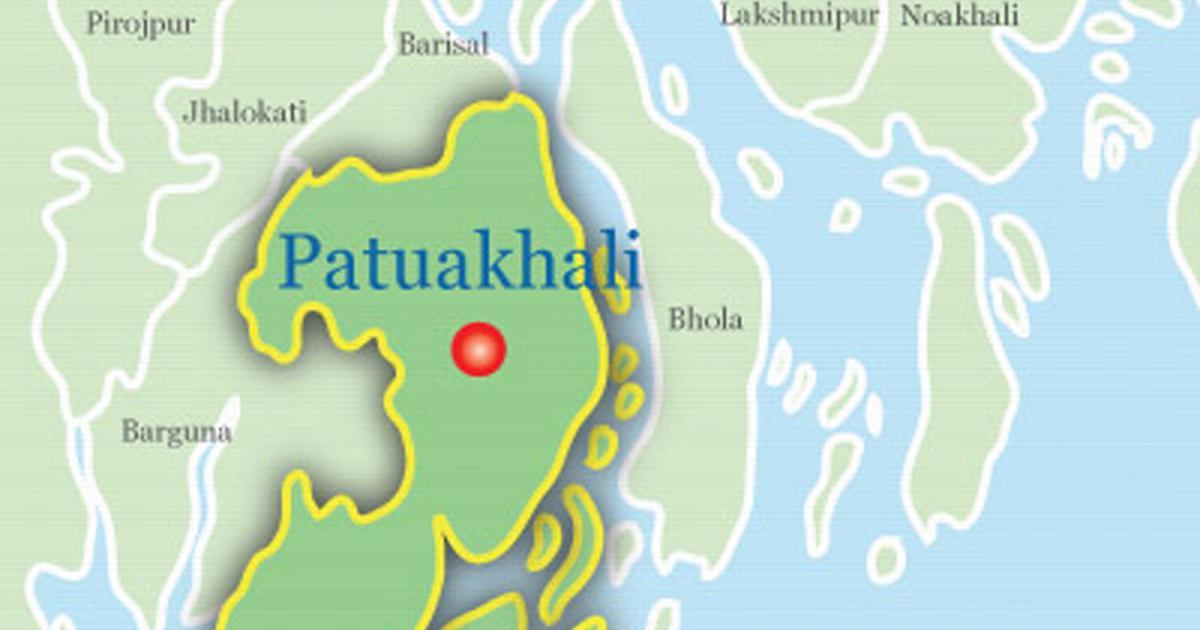 Two unidentified bodies found in Patuakhai