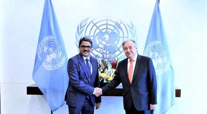 UN chief concerned over delay in Rohingya repatriation