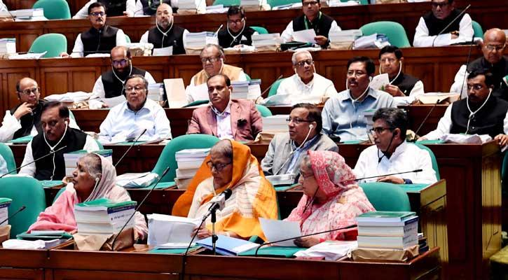 PM presents budget speech as Finance Minister falls sick