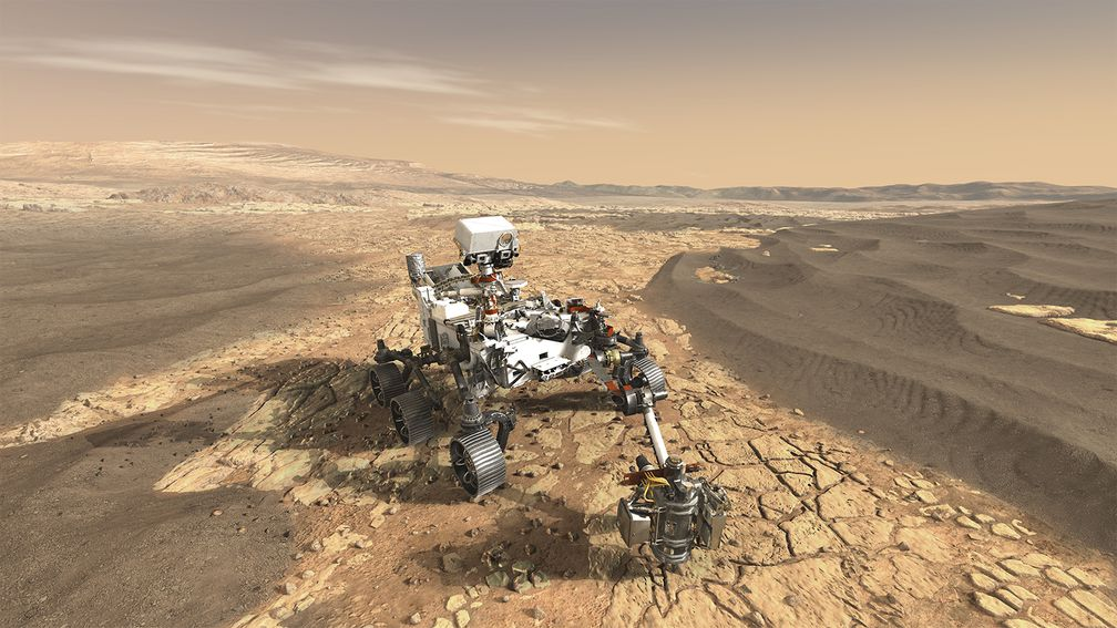 NASA's Mars 2020 rover to explore ancient life