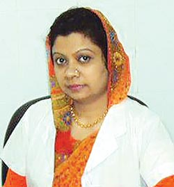 Dr. Nadira Haque Consultant, Obstetrics and Gynaecology, Ministry of Health