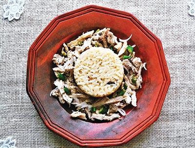 Recipe Of Rakhain Cuisine