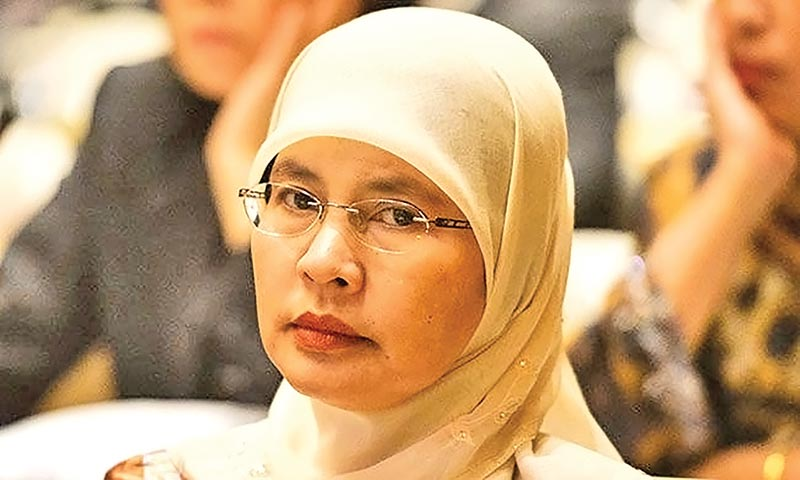Malaysia's first woman Chief Justice