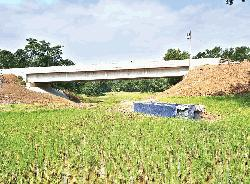 Farmers to face setback if dyke built under Sreepur bridge