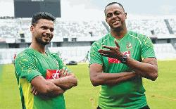 It's not time to question Mashrafe's ability: Walsh