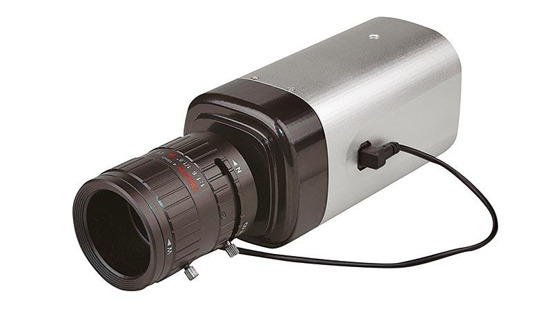ZKTeco introduces facial identification camera