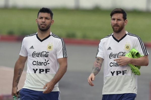 Argentina again facing early elimination at Copa America