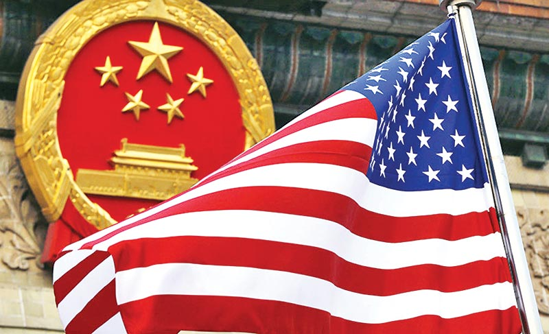 Positive outcome from US talks possible: China