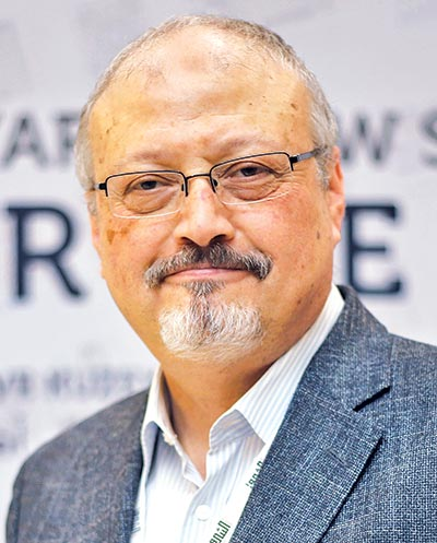 Saudi crown prince liable to Khashoggi murder: UN expert