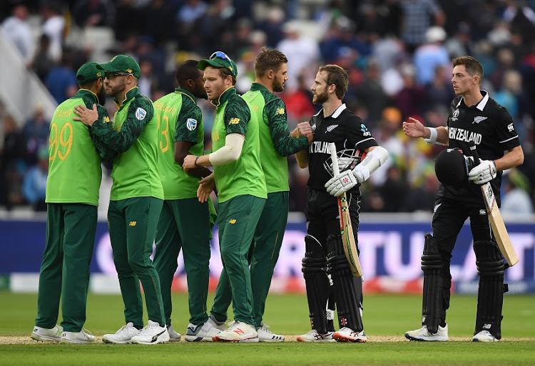 New Zealand win World Cup thriller against South Africa