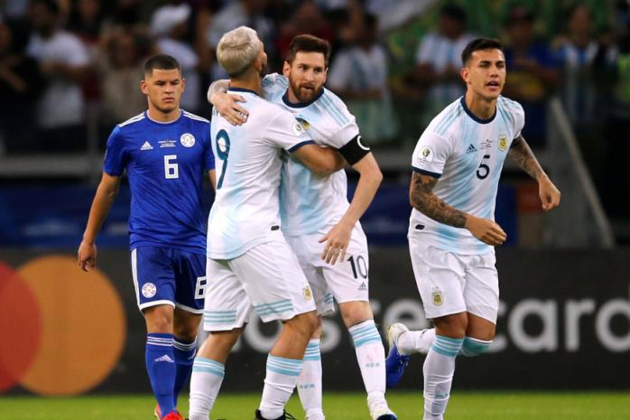 Messi rescues Argentina as Paraguay pay penalty: Copa America