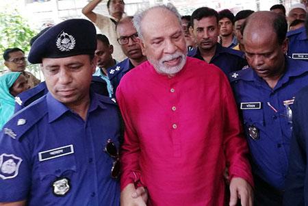 Former minister Latif Siddique lands in jail