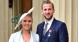 Harry Kane marries his 'best friend'