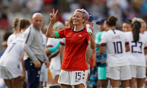 USA and Sweden reach quarter-finals as women's World Cup heats up