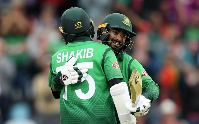 Praises pouring on Shakib after incredible WC record