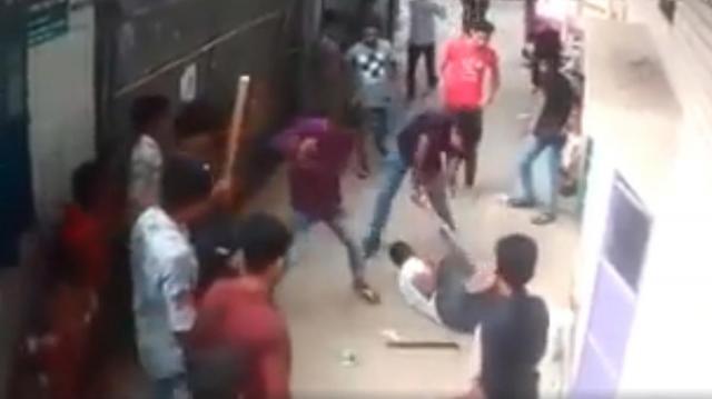Jubo League man severely beaten up by 'fellows'