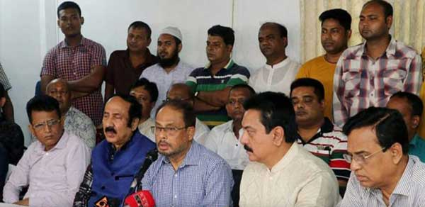 Ershad's health condition remains stable: GM Quader