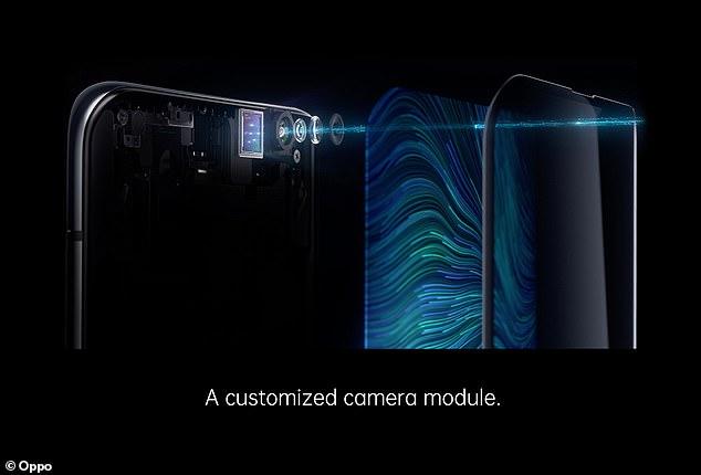 Selfie cameras could soon be hidden underneath the screen