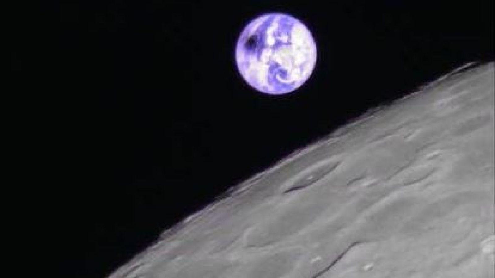 Lunar satellite captures stunning images of solar eclipse