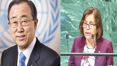 Marshall Island President Hilda, Ban Ki-moon due tomorrow