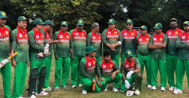BD Parliamentary XI beat Pakistan by 13 runs