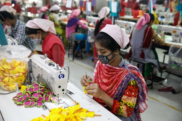 'Middle income country status may hit BD RMG exports'