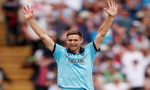 'Speechless' Woakes hails incredible England