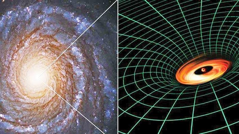 NASA telescope finds mysterious disc near black hole