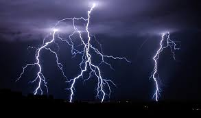 10 killed by lightning in four districts