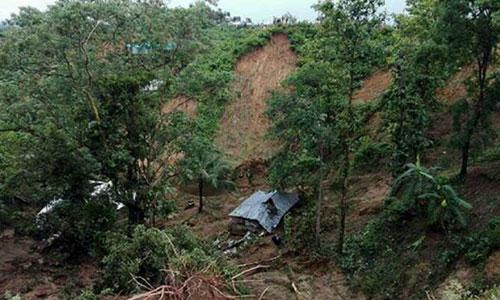 Couple killed in Cox's Bazar landslide