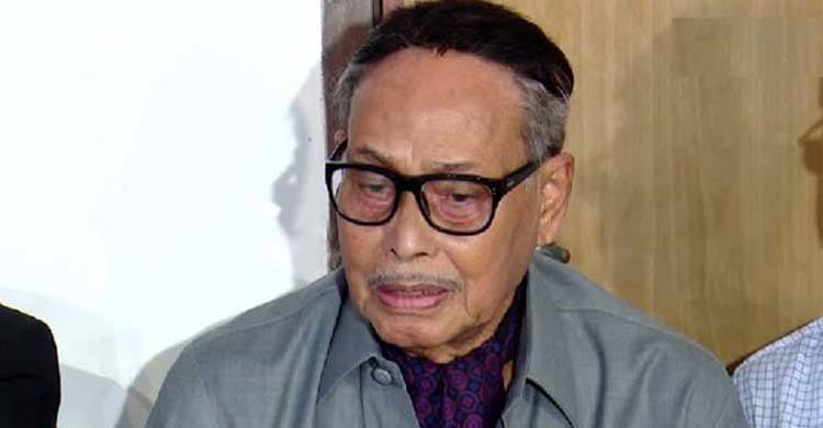 Ershad fights for having brother as successor