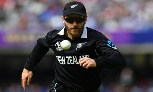 NZ captain Kane Williamson