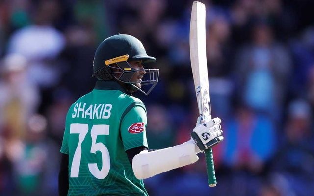 Shakib predictably makes the cut in ICC World Cup XI
