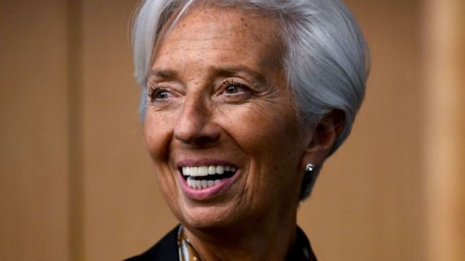 IMF chief resigns