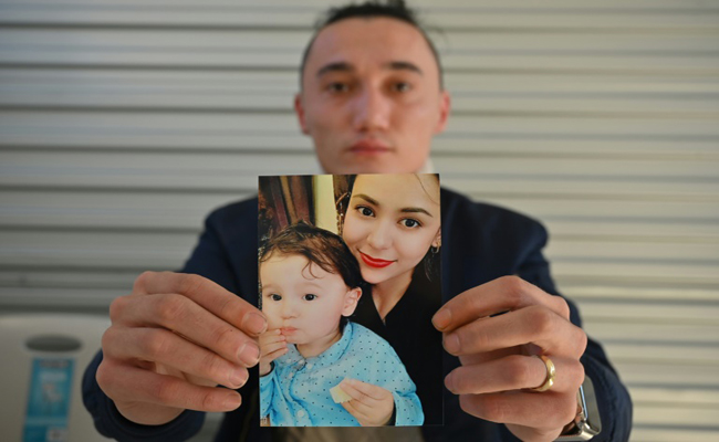 Australia calls on China to let Uighur mother and son leave