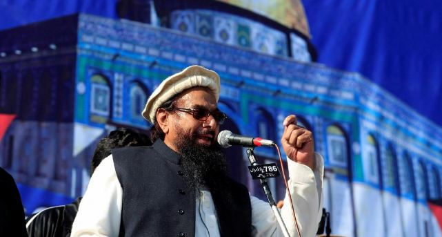 Pakistan arrests Hafiz Saeed