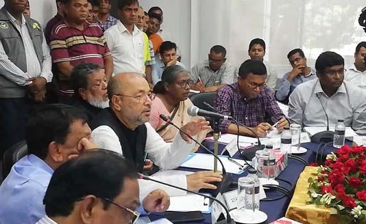 Govt prepared for any natural disaster: Enamur