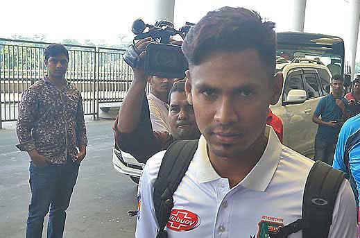 Bangladesh Cricket Team off to Sri Lanka