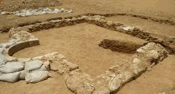 Ancient mosque found in Negev desert