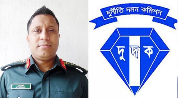 ACC arrests DIG (prisons) Partho Gopal with 'bribe money'