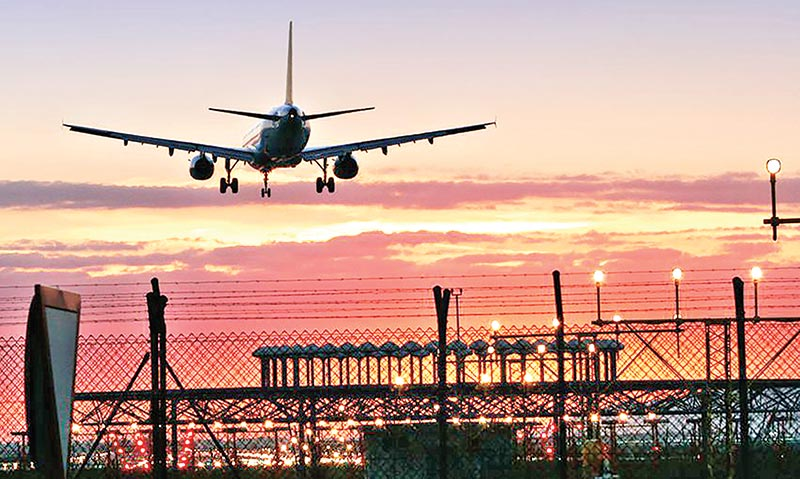 Indian court orders against airport noise pollution