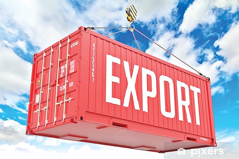Export target set at $54b for FY20