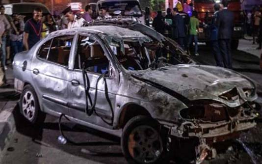 17 'terrorists' killed in Egypt operation linked to car blast: ministry