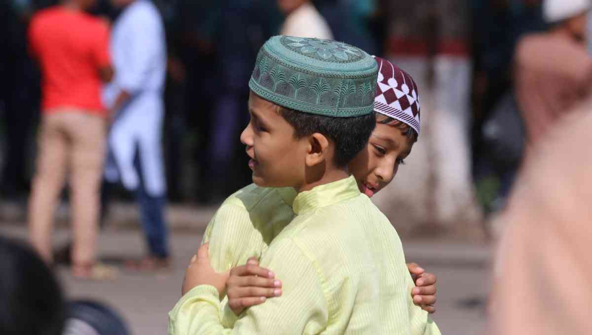 Muslims in Bangladesh celebrate Eid-ul-Azha