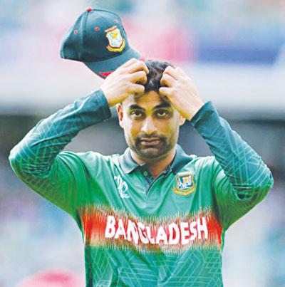 Tamim Iqbal granted break from cricket