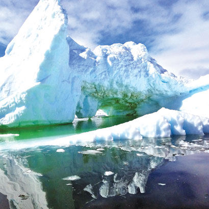 Arctic sea ice could disappear in September if global temperature rises by 2 degrees: Study