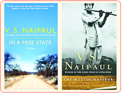 VS Naipaul, a writer of many contradictions and obvious greatness