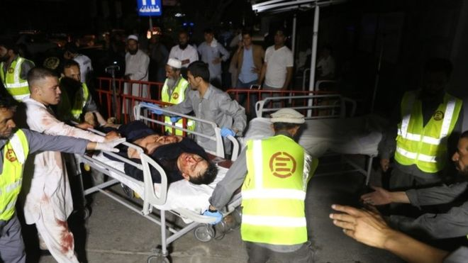 Dozens dead in Afghan wedding party blast